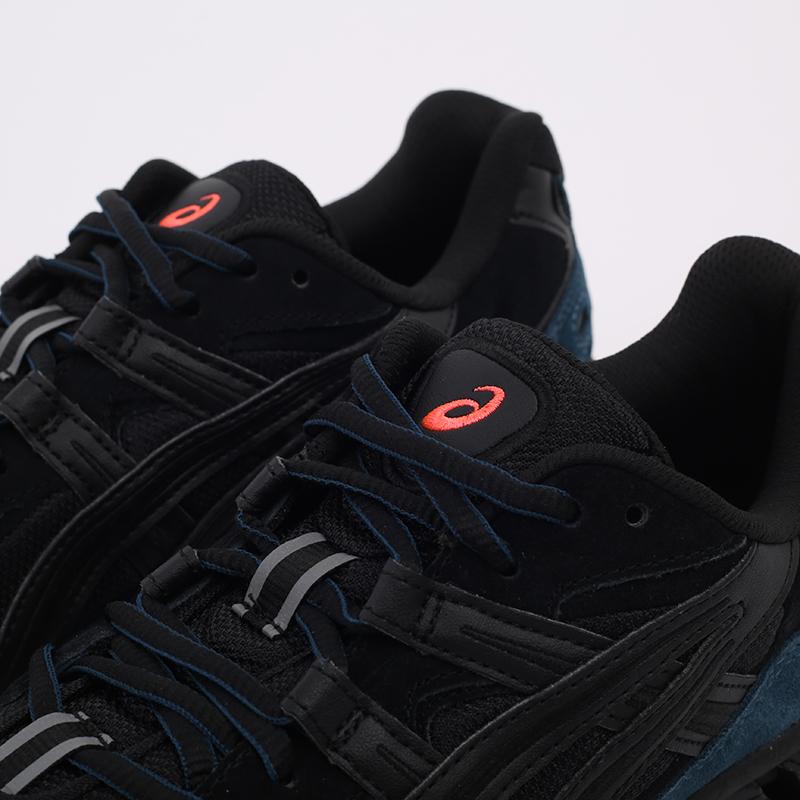 мужские чёрные  кроссовки asics gel-kayano 5 360 1021A160-002 - цена, описание, фото 7