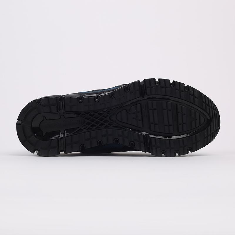 мужские чёрные  кроссовки asics gel-kayano 5 360 1021A160-002 - цена, описание, фото 3