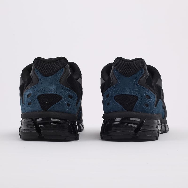 мужские чёрные  кроссовки asics gel-kayano 5 360 1021A160-002 - цена, описание, фото 4