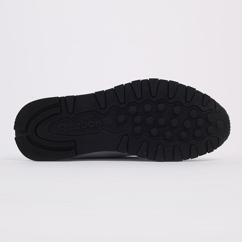 белые  кроссовки reebok cl lthr premier FV9287 - цена, описание, фото 2