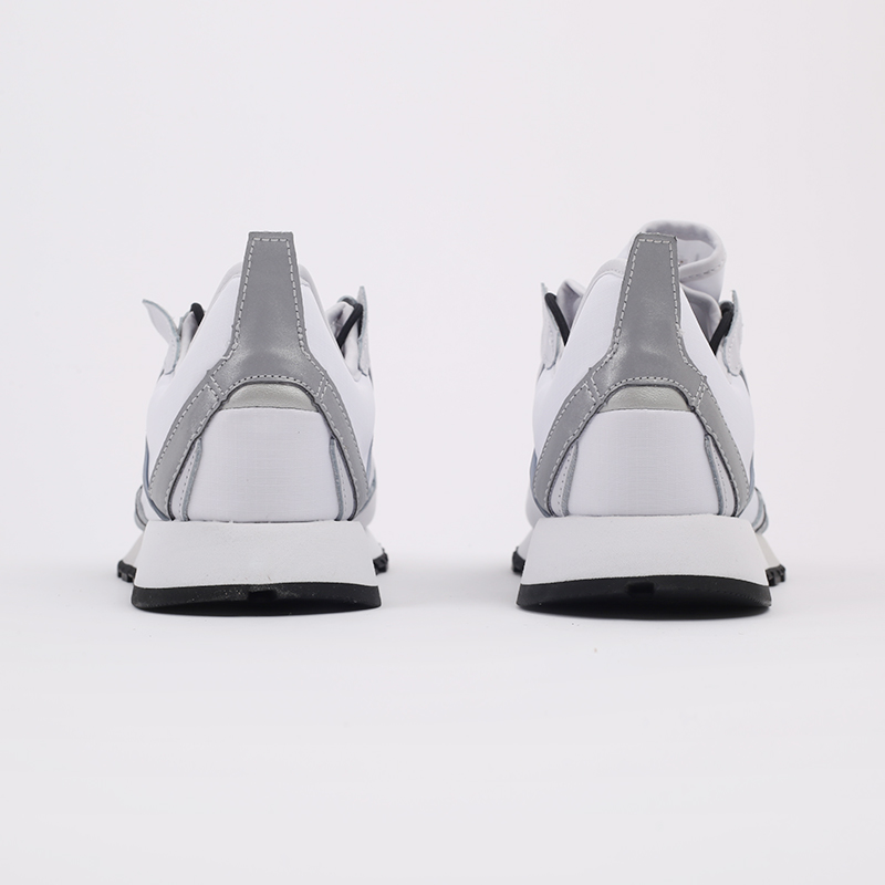 белые  кроссовки reebok cl lthr premier FV9287 - цена, описание, фото 5