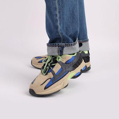 бежевые  кроссовки reebok dmx6 mmxx FW6649 - цена, описание, фото 8