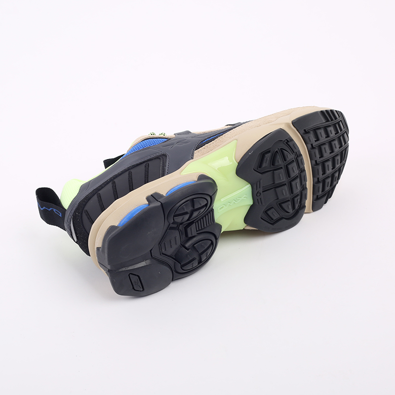 бежевые  кроссовки reebok dmx6 mmxx FW6649 - цена, описание, фото 3