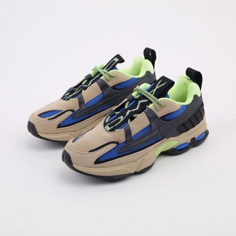 бежевые  кроссовки reebok dmx6 mmxx FW6649 - цена, описание, фото 4