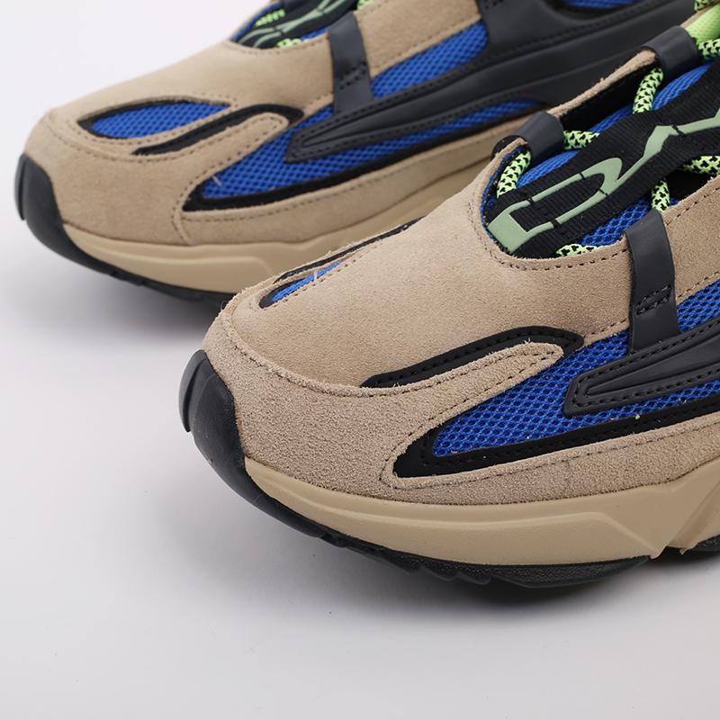 бежевые  кроссовки reebok dmx6 mmxx FW6649 - цена, описание, фото 5