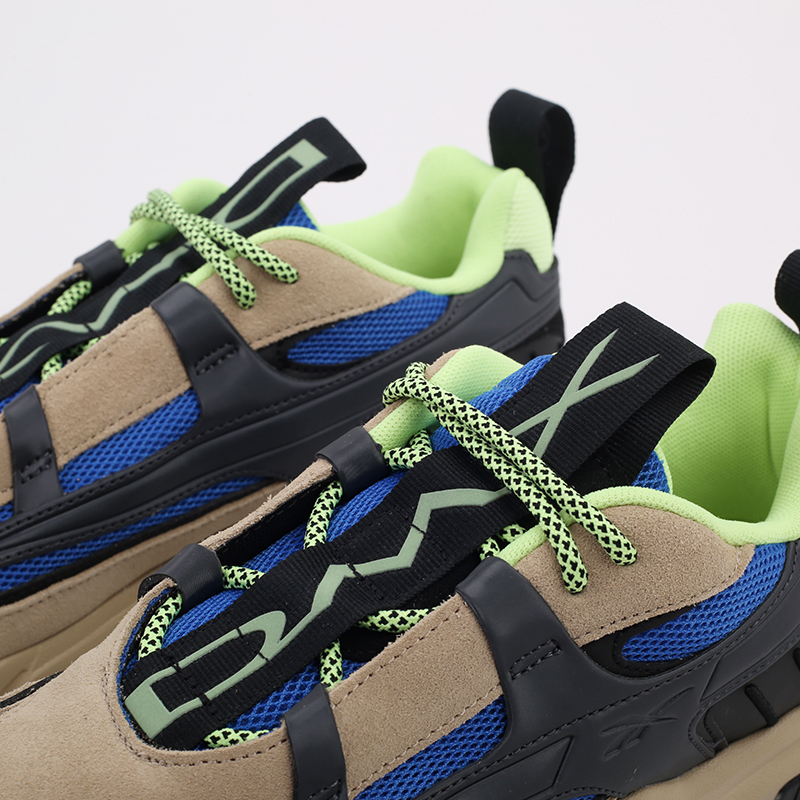 бежевые  кроссовки reebok dmx6 mmxx FW6649 - цена, описание, фото 6