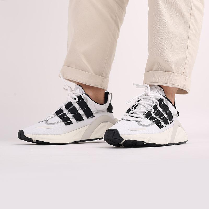 женские белые  кроссовки adidas lxcon w FW5192 - цена, описание, фото 8