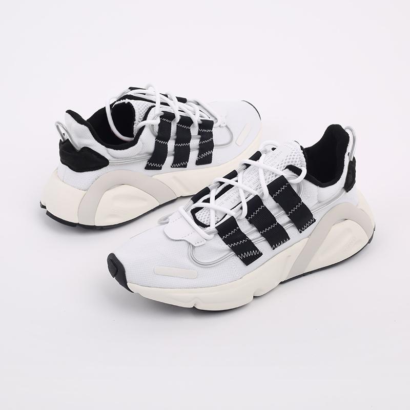 женские белые  кроссовки adidas lxcon w FW5192 - цена, описание, фото 5