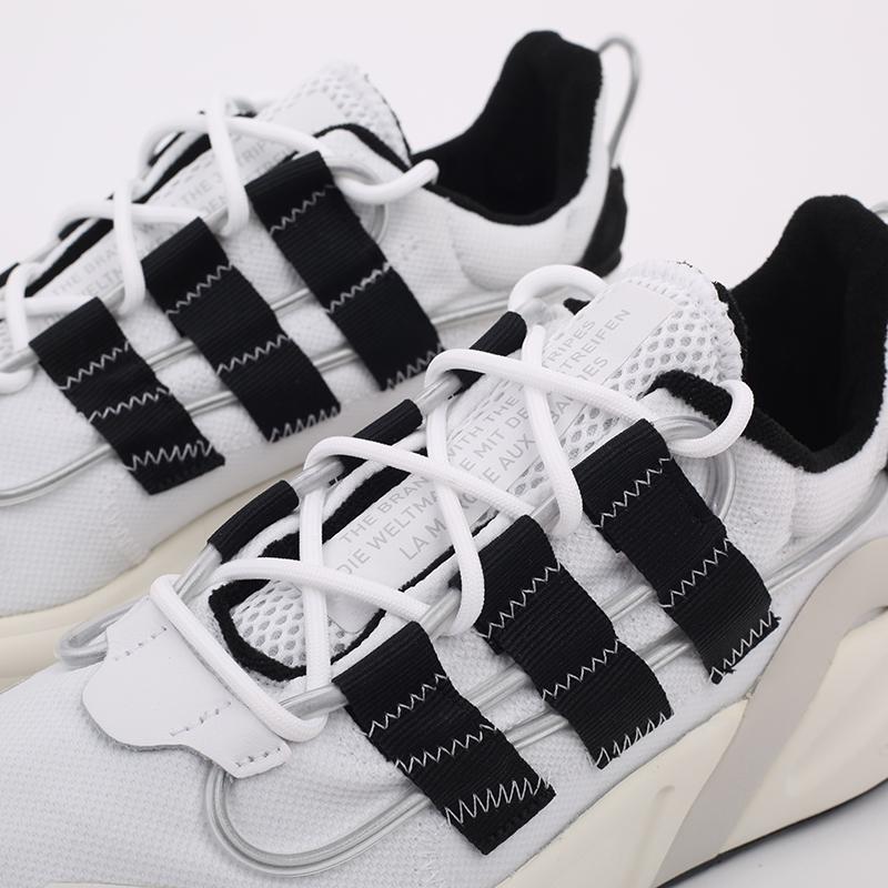 женские белые  кроссовки adidas lxcon w FW5192 - цена, описание, фото 7
