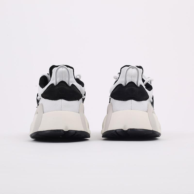 женские белые  кроссовки adidas lxcon w FW5192 - цена, описание, фото 3