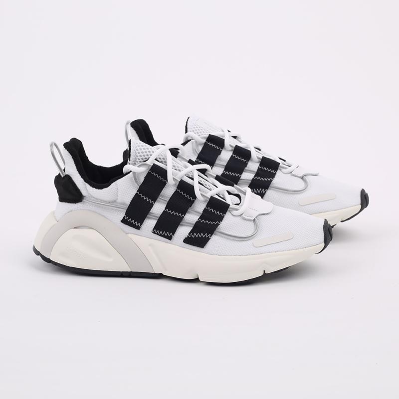 женские белые  кроссовки adidas lxcon w FW5192 - цена, описание, фото 2