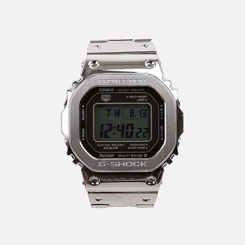 серебряные  часы casio b5000gd GMW-B5000D-1E - цена, описание, фото 1