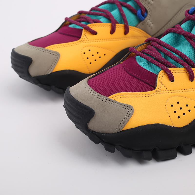 мужские разноцветные  кроссовки adidas seeulater og FW9174 - цена, описание, фото 6