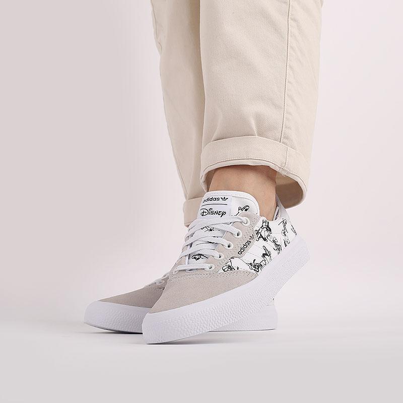 белые  кроссовки adidas 3mc x disney sport goofy FW6240 - цена, описание, фото 7