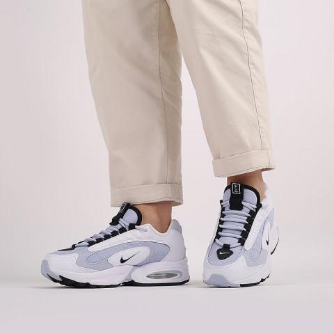 женские белые, сиреневые  кроссовки nike wmns air max triax CQ4251-100 - цена, описание, фото 8