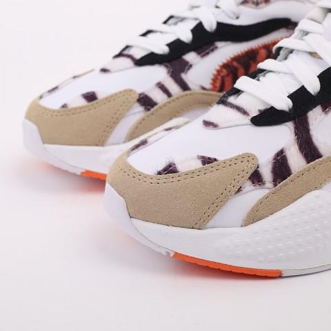 женские бежевые  кроссовки puma rs-x3 w.cats wn's 37395301 - цена, описание, фото 6