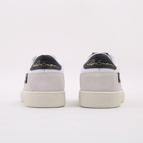 мужские белые  кроссовки puma ralph sampson mc 37406601 - цена, описание, фото 6
