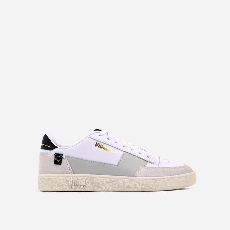мужские белые  кроссовки puma ralph sampson mc 37406601 - цена, описание, фото 1