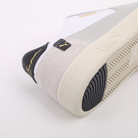 мужские белые  кроссовки puma ralph sampson mc 37406601 - цена, описание, фото 7