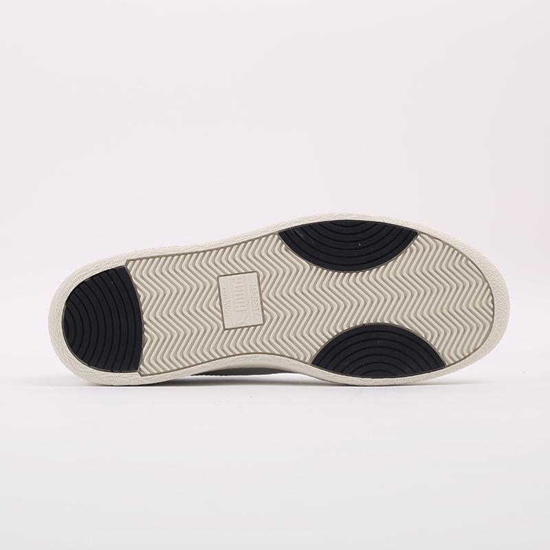 мужские белые  кроссовки puma ralph sampson mc 37406601 - цена, описание, фото 2