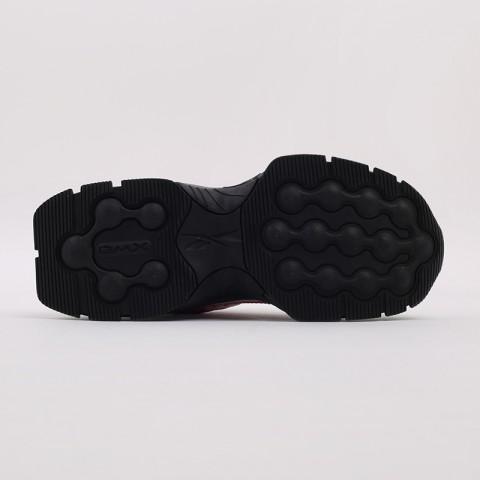 бежевые, чёрные, розовые  кроссовки reebok dmx series 3000 FV8652 - цена, описание, фото 5