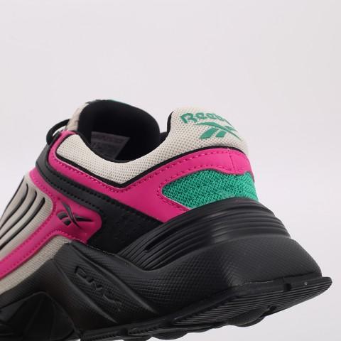 бежевые, чёрные, розовые  кроссовки reebok dmx series 3000 FV8652 - цена, описание, фото 9