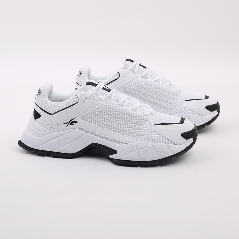 белые  кроссовки reebok dmx series 3000 FV2328 - цена, описание, фото 2