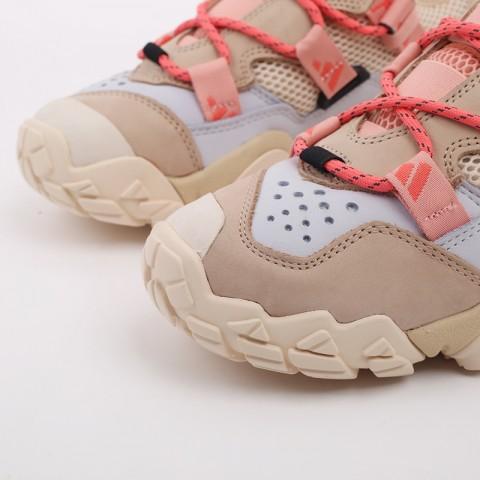 женские бежевые  кроссовки adidas fyw xta w FW6001 - цена, описание, фото 6