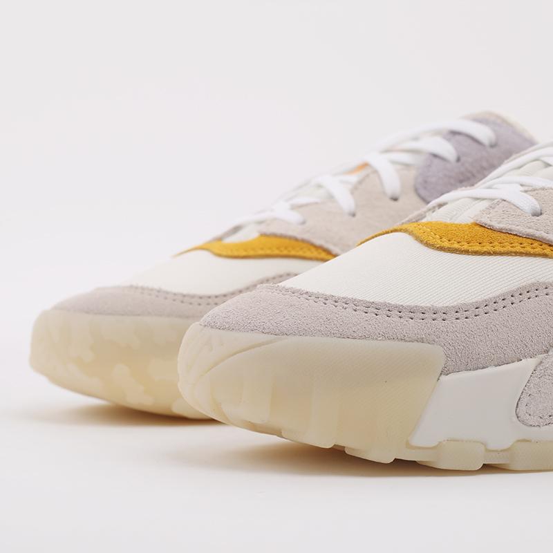 мужские бежевые  кроссовки adidas streetball low FW1215 - цена, описание, фото 6