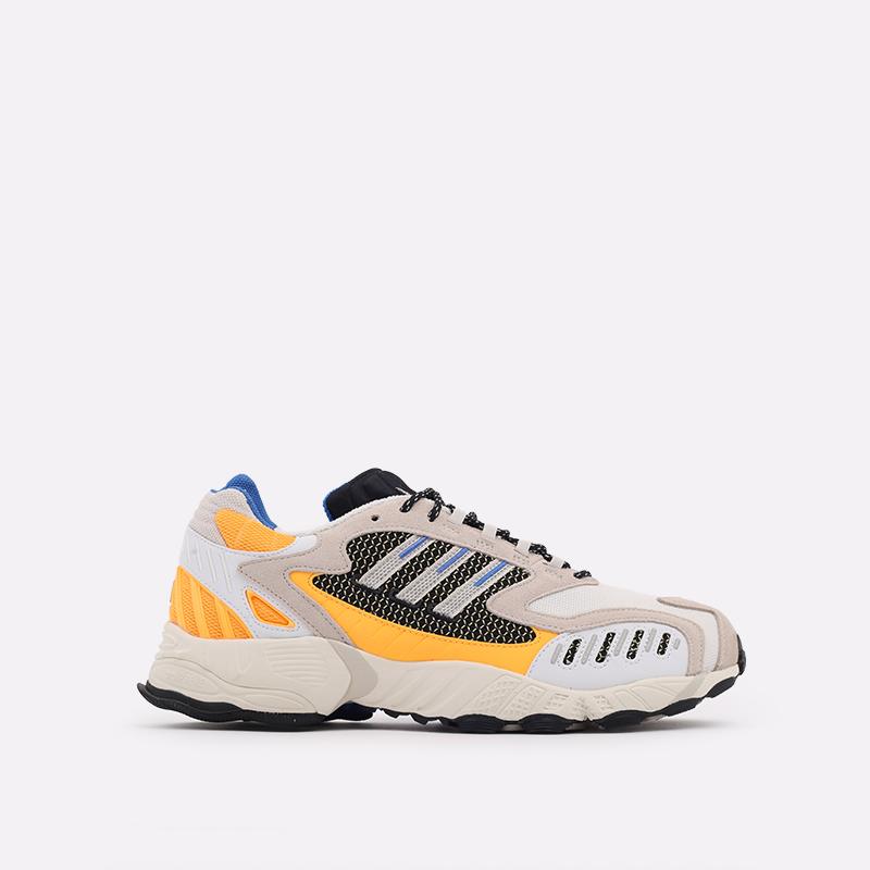 мужские белые  кроссовки adidas torsion trdc FW9170 - цена, описание, фото 1
