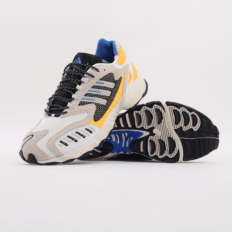 мужские белые  кроссовки adidas torsion trdc FW9170 - цена, описание, фото 3
