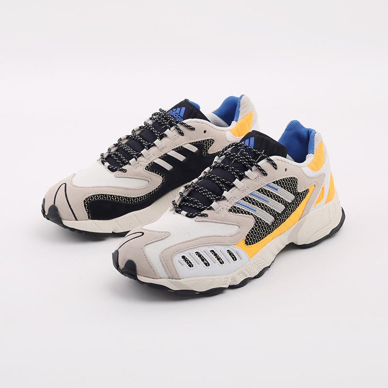 мужские белые  кроссовки adidas torsion trdc FW9170 - цена, описание, фото 8