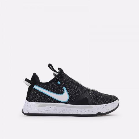 синие  кроссовки nike pg 4 CD5079-004 - цена, описание, фото 1