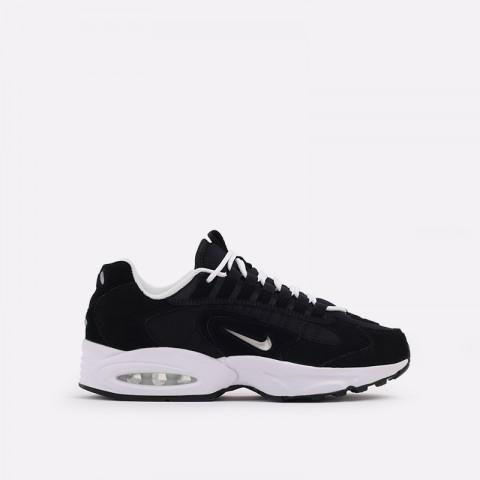 мужские чёрные  кроссовки nike air max triax le CT0171-002 - цена, описание, фото 1
