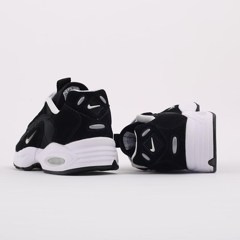 мужские чёрные  кроссовки nike air max triax le CT0171-002 - цена, описание, фото 4