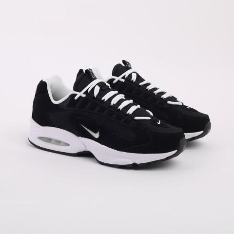 мужские чёрные  кроссовки nike air max triax le CT0171-002 - цена, описание, фото 2