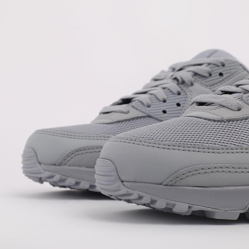 мужские серые  кроссовки nike air max 90 CN8490-001 - цена, описание, фото 7