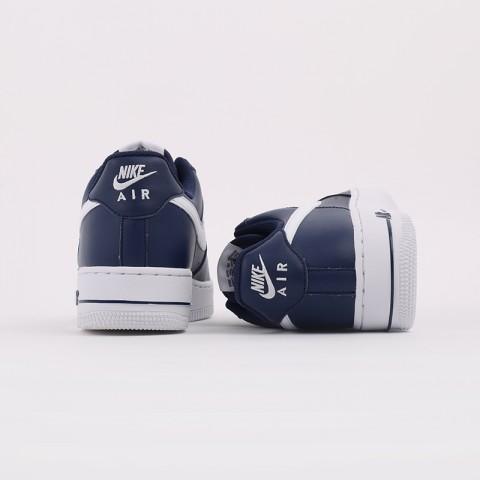 мужские синие  кроссовки nike air force 1 '07 an20 CJ0952-400 - цена, описание, фото 3