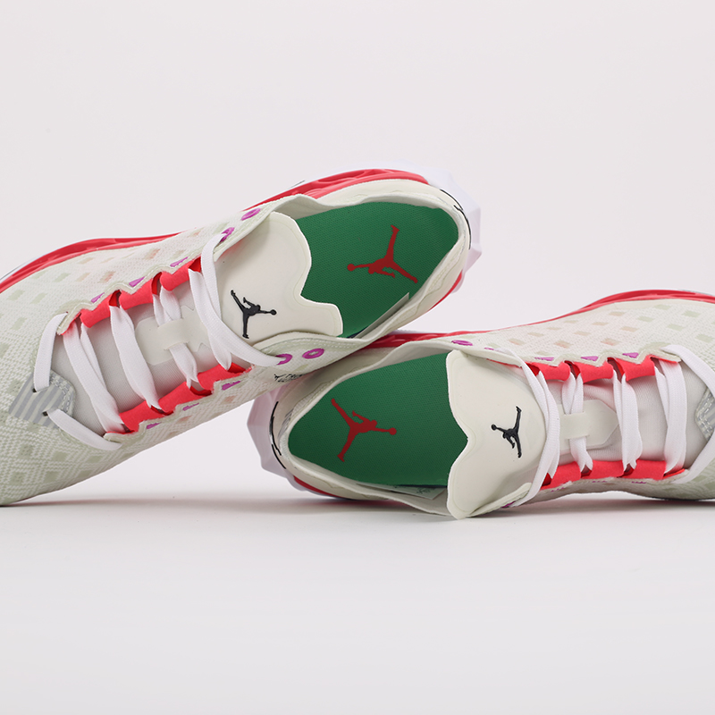мужские бежевые  кроссовки jordan zoom trunner ultimate DA2283-102 - цена, описание, фото 8