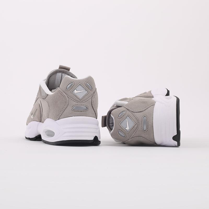 мужские серые  кроссовки nike air max triax le CT0171-001 - цена, описание, фото 5