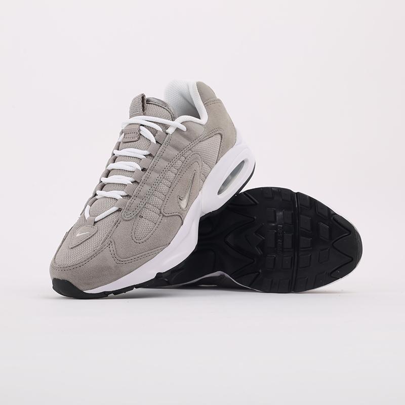 мужские серые  кроссовки nike air max triax le CT0171-001 - цена, описание, фото 6