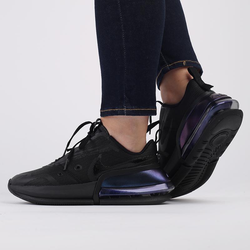 женские черные  кроссовки nike wmns air max up nrg CK4124-001 - цена, описание, фото 8