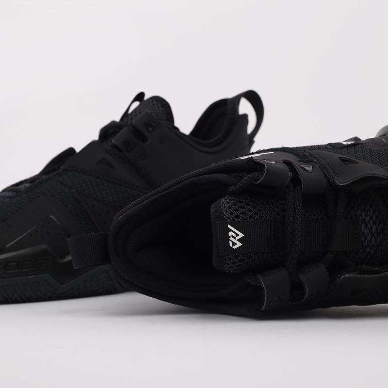 мужские чёрные  кроссовки jordan westbrook one take CJ0780-002 - цена, описание, фото 6