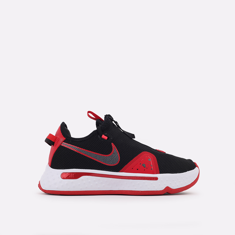 мужские чёрные  кроссовки nike pg 4 CD5079-003 - цена, описание, фото 1