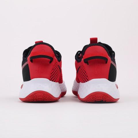 мужские чёрные  кроссовки nike pg 4 CD5079-003 - цена, описание, фото 4