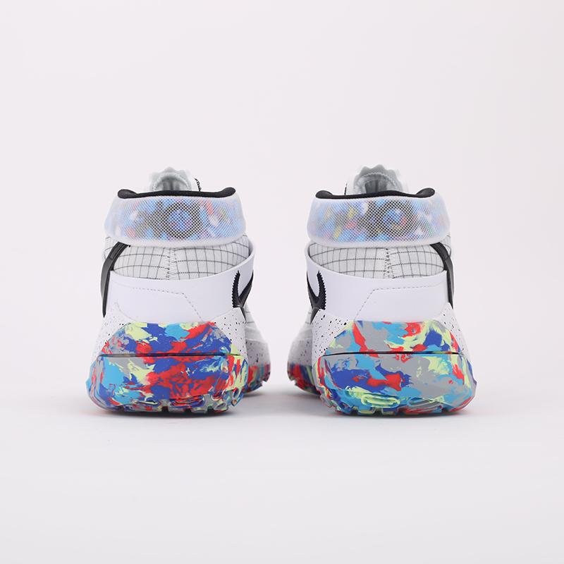 белые  кроссовки nike kd13 CI9948-900 - цена, описание, фото 6