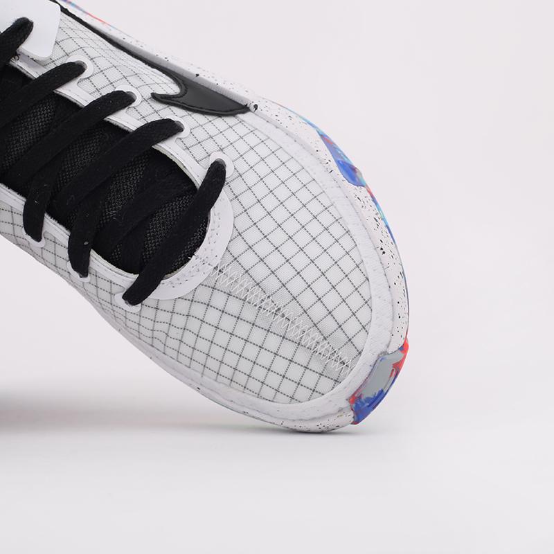 белые  кроссовки nike kd13 CI9948-900 - цена, описание, фото 4