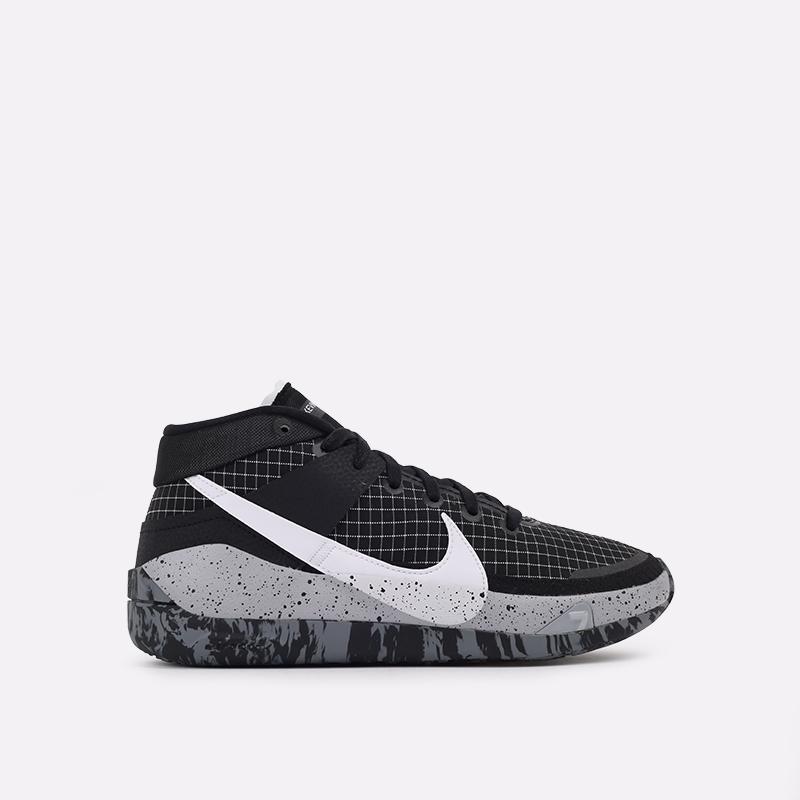 чёрные  кроссовки nike kd13 CI9948-004 - цена, описание, фото 1