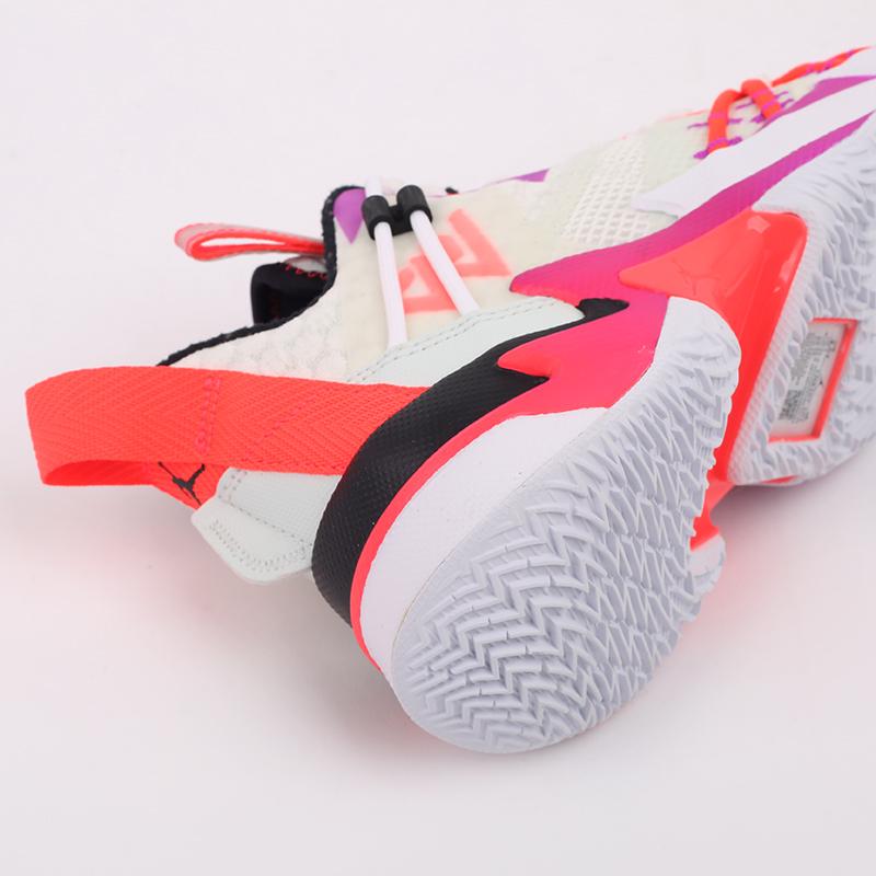 женские бежевые  кроссовки jordan why not zero.3 se (gs) CN8107-101 - цена, описание, фото 8
