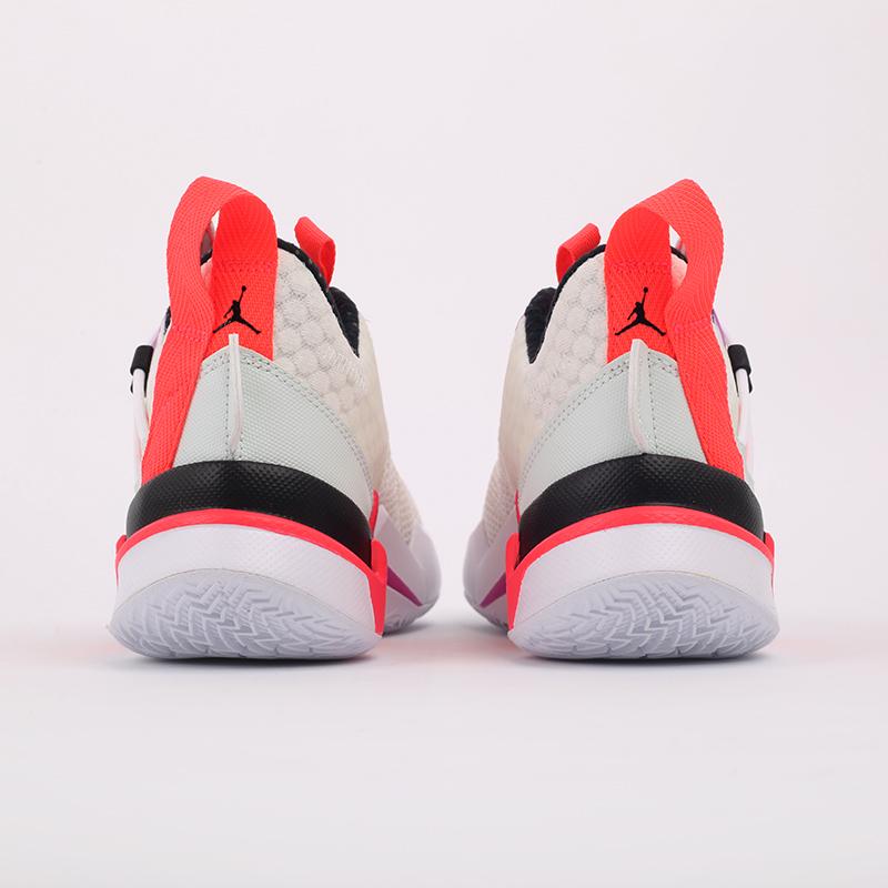 женские бежевые  кроссовки jordan why not zero.3 se (gs) CN8107-101 - цена, описание, фото 3